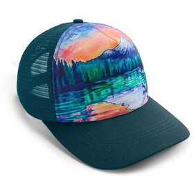 Ruffwear Artist Series Hat sparks lake
